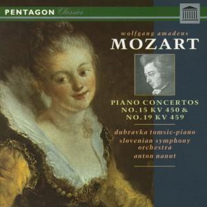 Dubravka Tomsic的專輯Mozart: Piano Concertos 15 & 19 (Explicit)