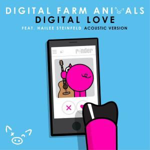 Digital Farm Animals的專輯Digital Love (Acoustic Version)