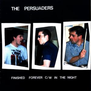 Album Finished Forever from The Persuaders