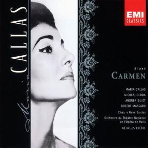 收聽Georges Pretre的Carmen (1997 - Remaster), Act I: Reste là, maintenant, pendant que je lirai歌詞歌曲