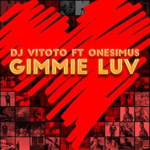 Album Gimme Luv from DJ Vitoto