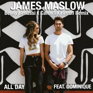 Album All Day (Benny Benassi x Canova x Riccardo Marchi) [feat. Dominique] from Reech
