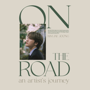 金在中的專輯J-JUN : ON THE ROAD an artist's journey