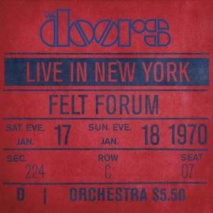The Doors的專輯Live in New York