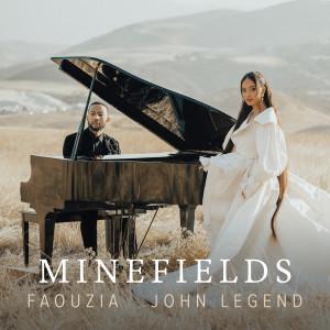 Album Minefields from John Legend