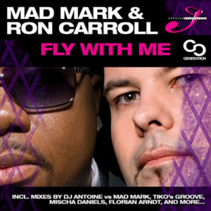 Album Fly With Me from Mad Mark