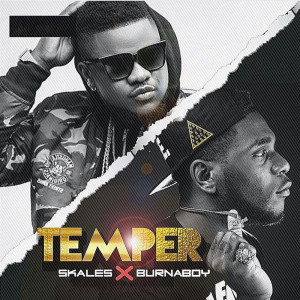 Album Temper from Burna Boy