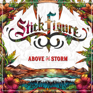 Album Above the Storm from Stick Figure