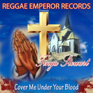 Album Cover Me Under Your Blood from Tinga Stewart