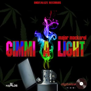Album Gimmi a Light - Single from Major Mackerel