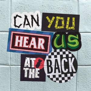 Album Can You Hear Us At The Back Single from The Shabs