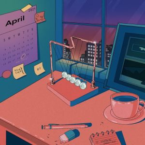 อัลบัม April's Loop ศิลปิน NUMCHA