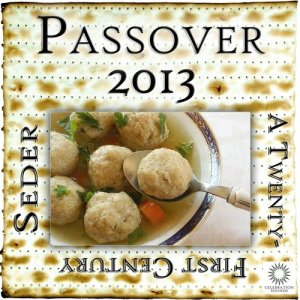 Passover 2013: A Twenty-First Century Seder dari The Macaroons