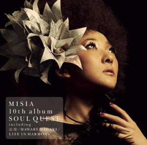 MISIA的專輯靈魂歌姬