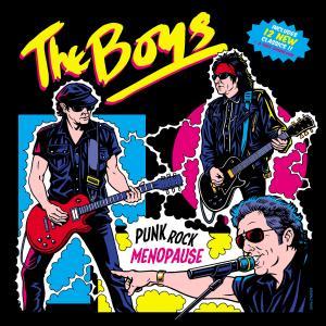 Album Punk Rock Menopause from The Boys