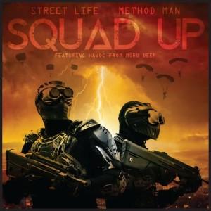 Album Squad Up from Method Man