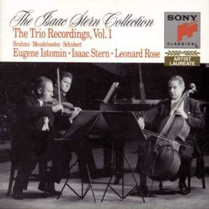 Album The Isaac Stern Collection: The Trio Recordings, Vol. 1 from Eugene Istomin