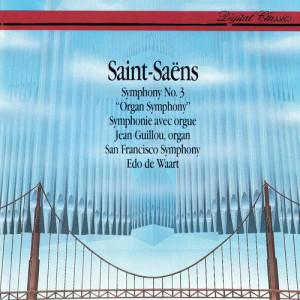 Saint-Saëns: Symphony No.3 / Widor: Symphony No.6 - Allegro