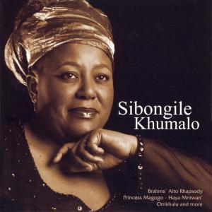 Album Sibongile Khumalo from Sibongile Khumalo