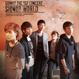 THE 1st ASIA TOUR CONCERT ALBUM - SHINee WORLD