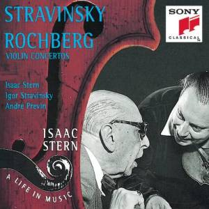 Listen to Violin Concerto in D Major: III. Aria II song with lyrics from Igor Fyodorovich Stravinsky