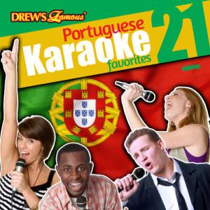 The Hit Crew的專輯Portuguese Karaoke Favorites, Vol. 21