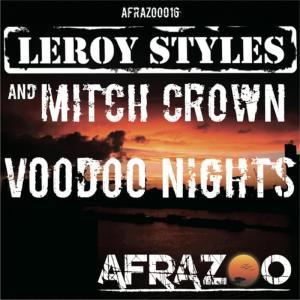 Album Voodoo Nights from Mitch Crown