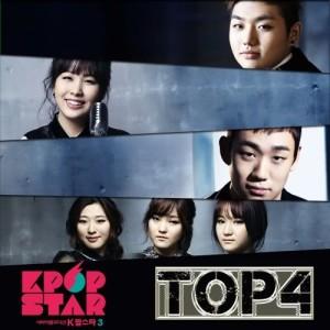 K-POP STAR的專輯KPOP STAR 3 TOP4
