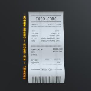 Album Todo Caro (Explicit) from Nio Garcia