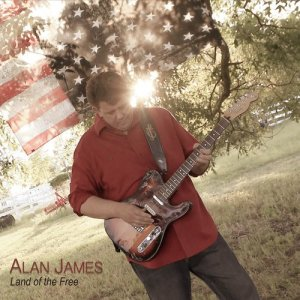 Album Land of the Free from Alan James