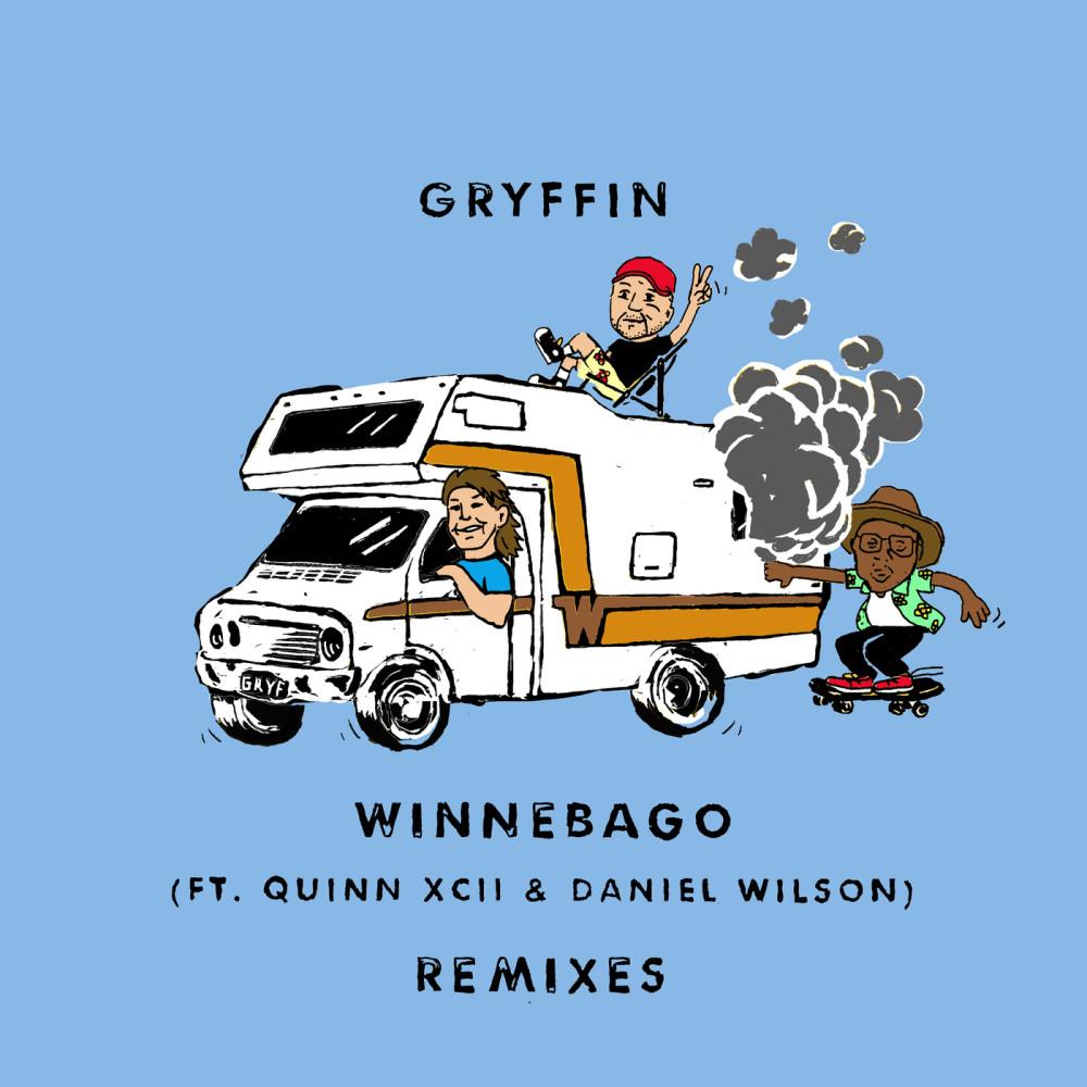 Winnebago (Dropgun Remix) 2018 Gryffin; Quinn XCII; Daniel Wilson