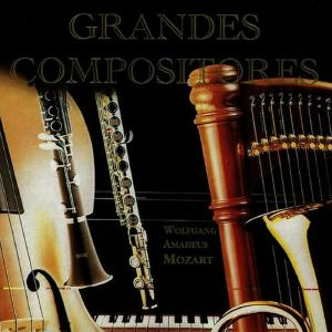 Album Wolfgang Amadeus Mozart, Grandes Compositores from Mozart Festival Orchestra