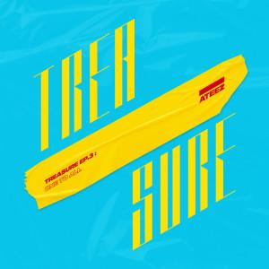 ATEEZ的專輯TREASURE EP.3: One To All