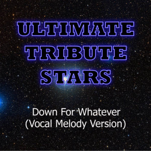 Ultimate Tribute Stars的專輯Kelly Rowland - Down For Whatever (Vocal Melody Version)
