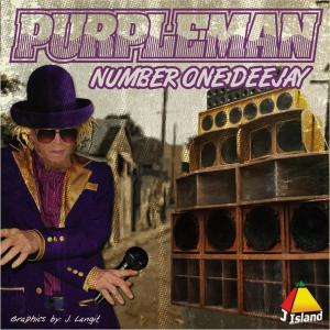 Album Number One Deejay from Purple Man