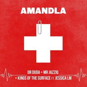Album Amandla from Mr JazziQ