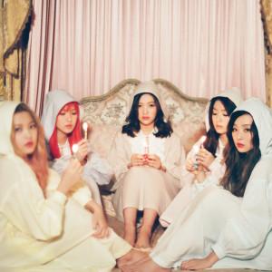 Red Velvet的專輯The Velvet