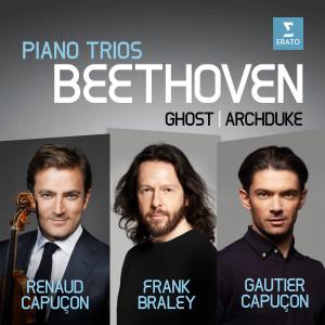 """Gautier Capucon的專輯Beethoven: Piano Trios No. 5, """"Ghost"""" & No. 7, """"Archduke"""""""