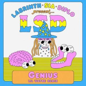 Genius (Lil Wayne Remix) dari LSD
