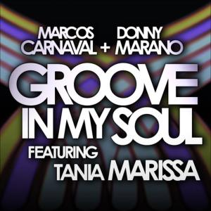 Album Groove In My Soul from Tania Marissa