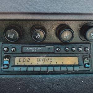鄭燁的專輯DRIVE (Feat. Leellamarz) (Single Edition 2)