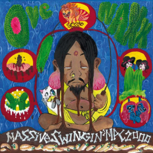 Album Massive Swingin' Mpc2000 from Ove-Naxx