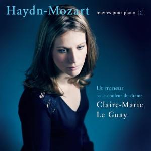 Claire-Marie Le Guay的專輯Haydn-Mozart-Ut mineur (Volume 2)