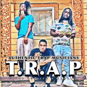Album (T.R.A.P) Tryna Resolve a Problem from Woovan