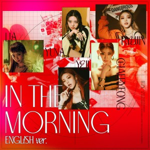 Album In the morning (English Ver.) from ITZY