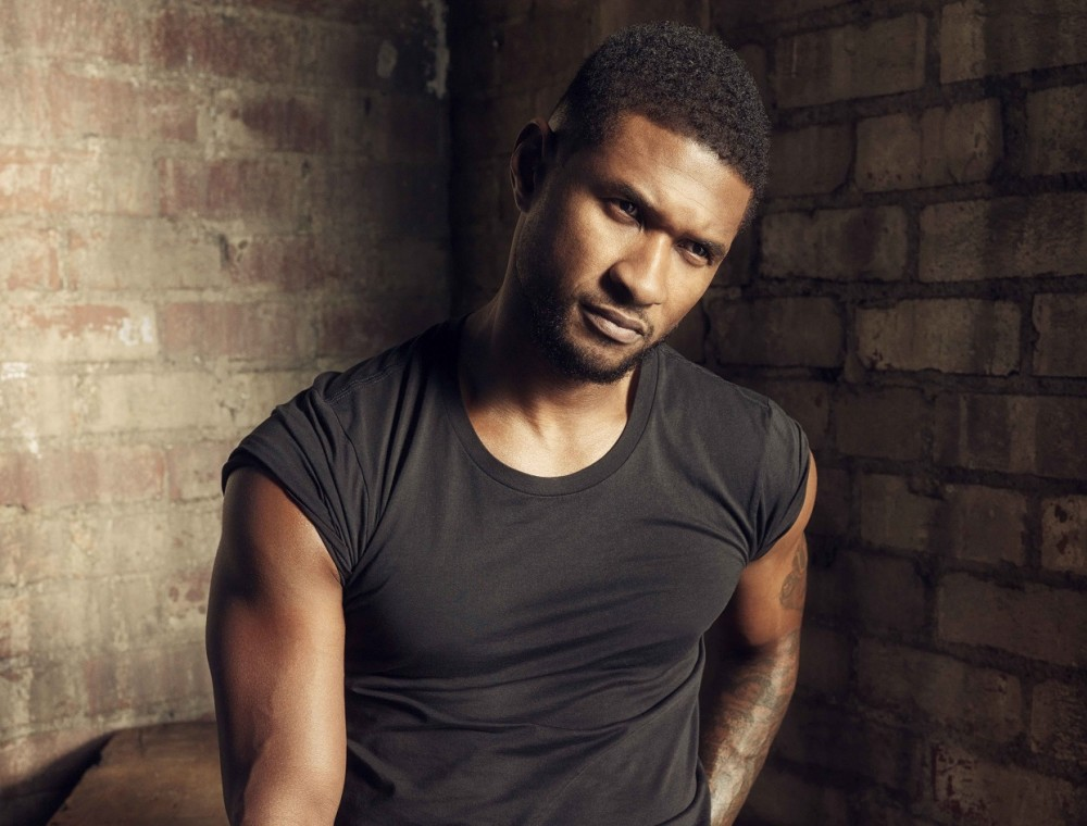 Usher無法抗拒的R&B