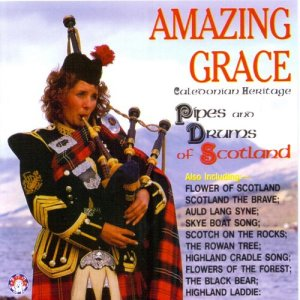 Album Amazing Grace from Drums