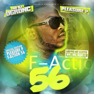 Album F-Action 56 (Chopped & Screwed) (Explicit) from OG Ron C
