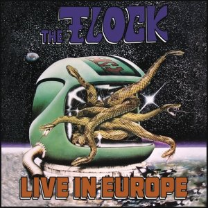 Album Live in Europe from The Flock