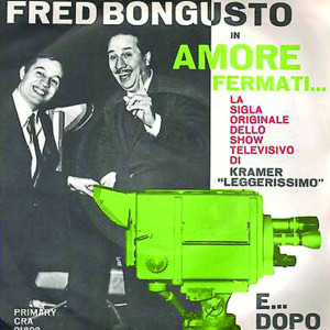 Album Amore Fermati from Fred Bongusto